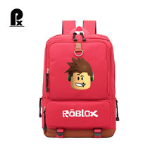 Children Roblox game Backpack For Teenagers Students Schoolbag Boys Girls Backpack Travel Shoulder Bag Book Bag Mochila Infantil(China)