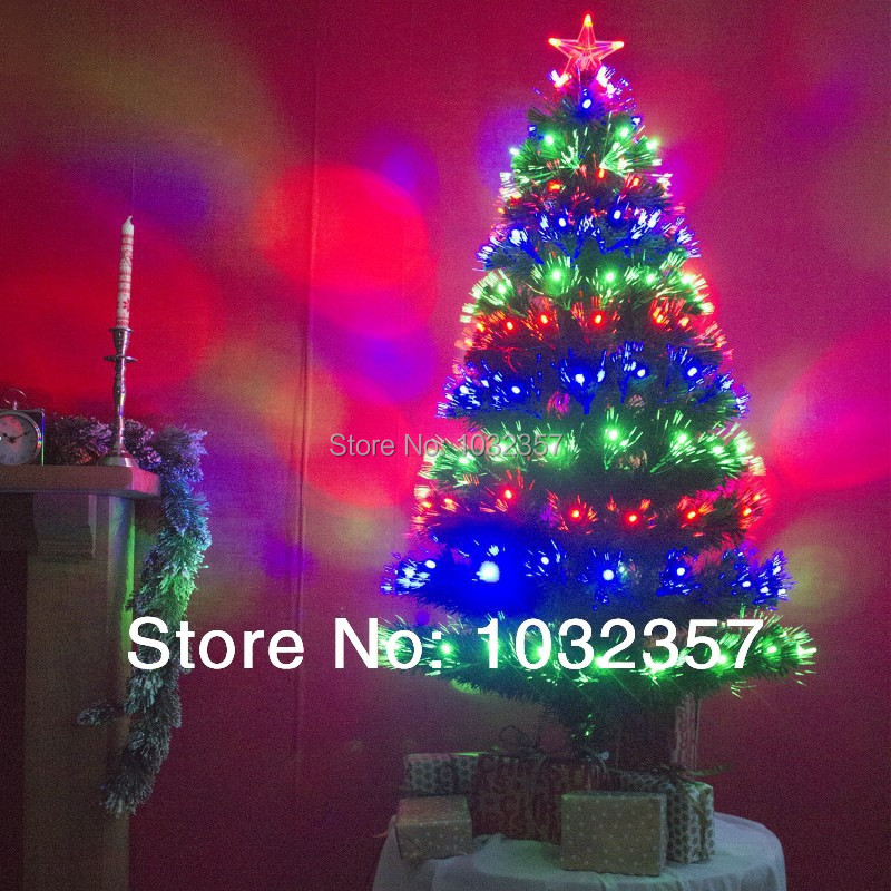 48 Fiber Optic Christmas Tree Home Decorating Interior Design  - 36 Fiber Optic Christmas Tree