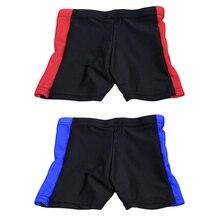 Дышащие детские плавки для купания; купальный костюм для мальчиков; Детские шорты для плавания; эластичные Пляжные штаны из лайкры; нейлоновый спортивный костюм для воды