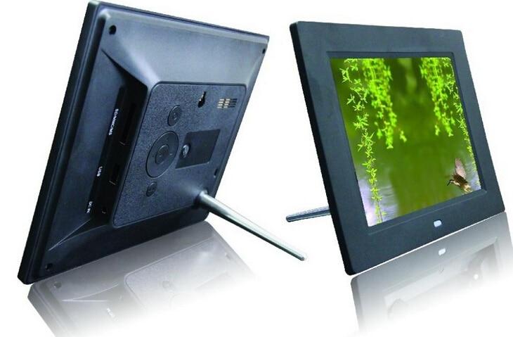 7 inch HD digital photo frame Video Player digital photo