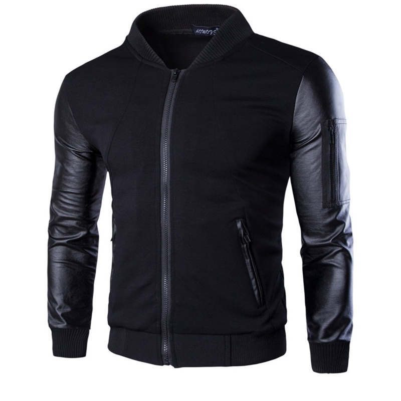 Mebosya 2016 Fashion Men Jacket Coat Baseball Jacket