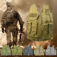 Tactical supplies Tactical Vest Army fan vest Carrier Vest Hunting Vest CS Outdoor Clothing CS Vest D30 multifunctional clothing stab stab tactical vest cs field outdoor photography vest fishing
