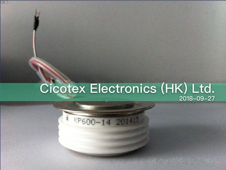 MODULE de THYRISTOR SCR KP600-14 IGBT KP600A-1400V KP600A1400V
