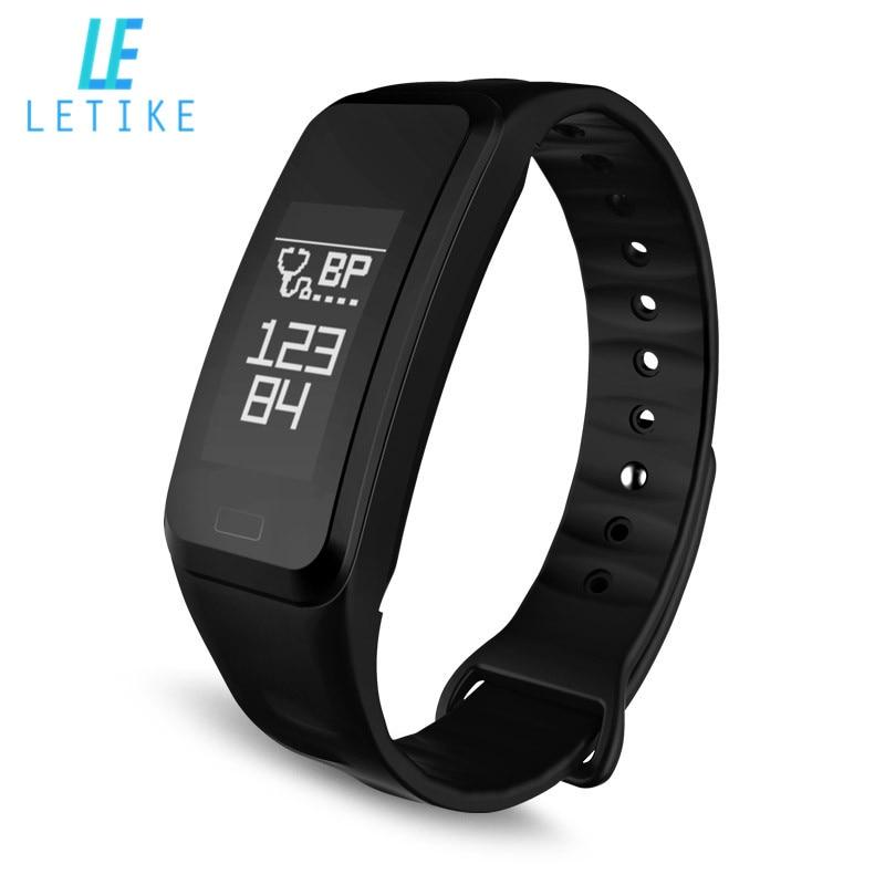 LETIKE Original WP-R1 colorful Smart Bracelet Heart Rate Monitor Fitness Tracker Smart band IP67 PRO Smart Wristband For APP