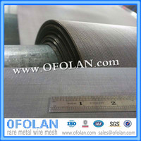 UNS N08904 Are Used In Sulfuric Acid And Hydrochloric Acid Environment(60 Mesh Woven Wire Mesh) ,500mm*1000mm Supply From Stock