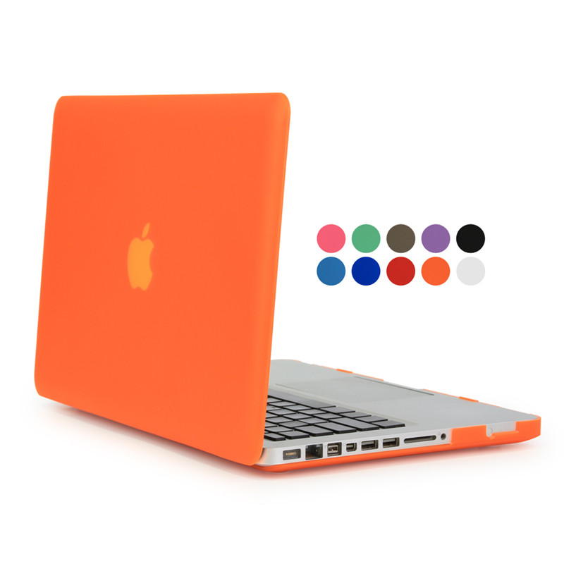 case for macbook pro 13.3 inch frosted design for apple macbook 11.6 air 13.3 pro 15 with retina 12.1 display hard pc cover
