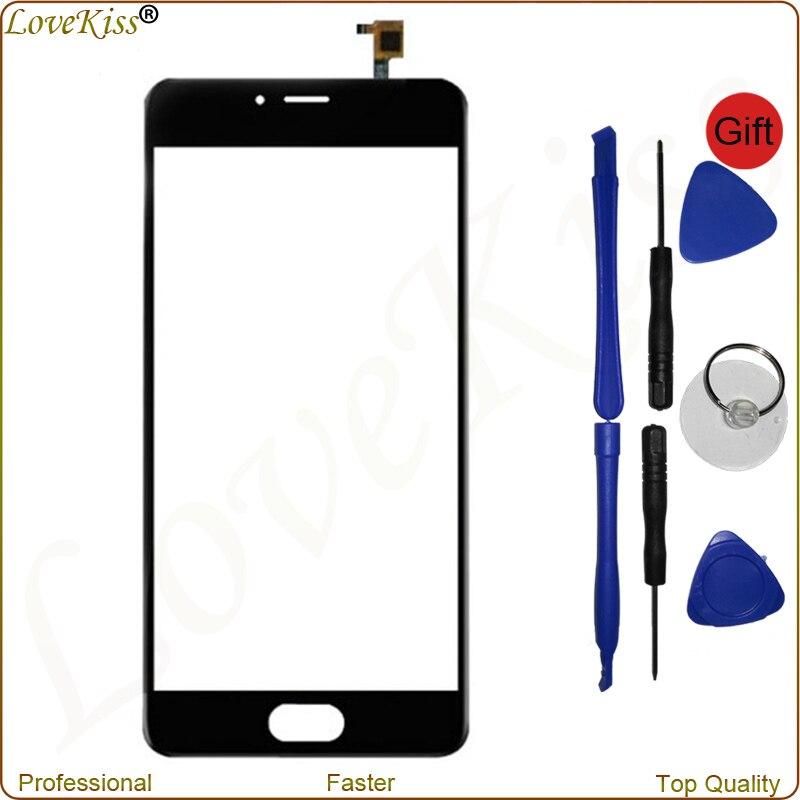 Getestet Touch Panel Digitizer Für meizu M3 Mini Meilan 3 MT6750 Octa Core Front Glas Touch Screen Sensor Objektiv Reparatur teile Werkzeug