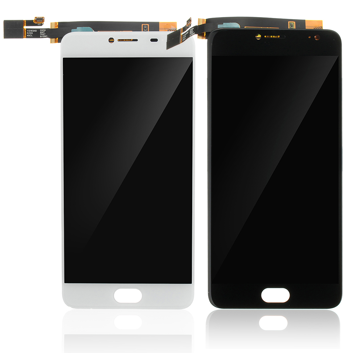 LCD Display Screen For Umi UMI Z/Z Pro Mobile Phone Digitizer touchs HD Screen Assembly Glass Panel Replacement Parts