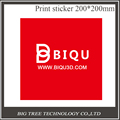 Bigtree Tech 10PCS 200*200MM Red Painter Print Bed Tape Print Sticker Build Plate Tape