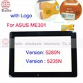 For ASUS MeMo Pad Smart 10 ME301 5235N ME301T 5280N Touch Screen Digitizer Glass Touch Panel