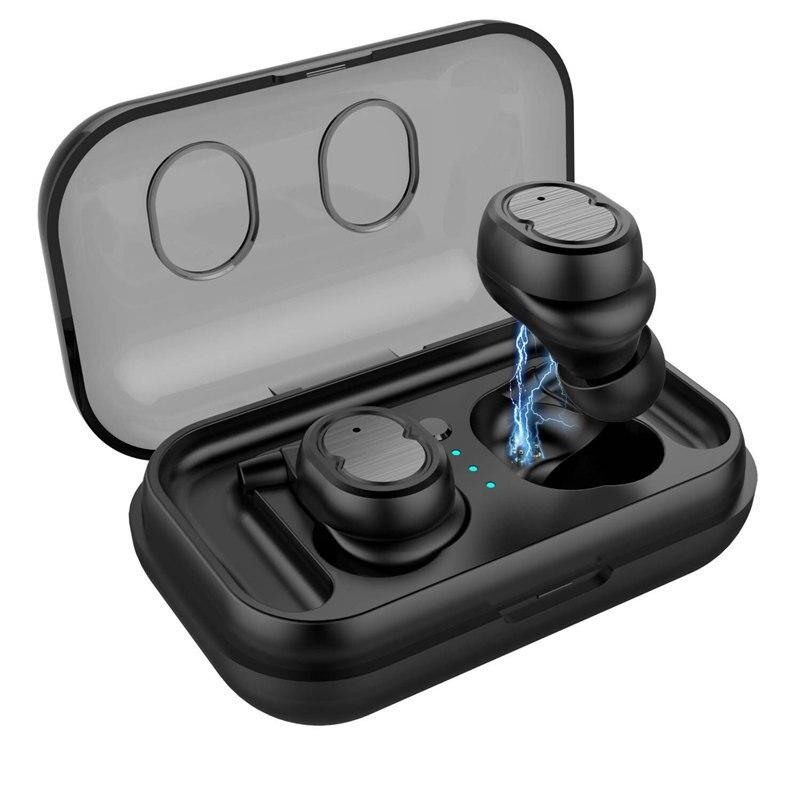Sport Bluetooth Earphones 5.0 Headset Fitness Ipx5 Waterproof Wireless Headphones For Apple iPhone 6 7 8 Xiaomi Huawei Sony