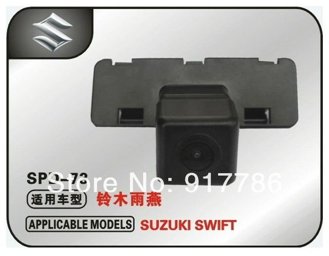Sony CCD 4 led Special Car Rear View camera Reverse Camera backup rearview parking for Suzuki Swift Grand Vitara before 2010