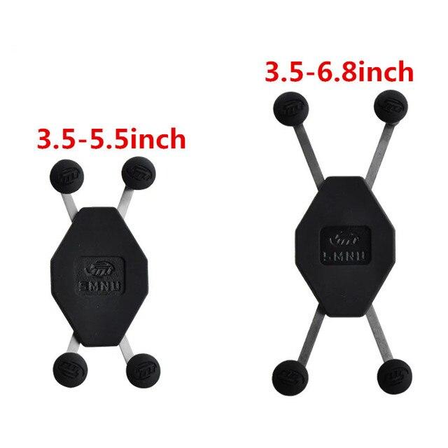 Cep telefonu Cradle tutucu için evrensel x grip cep telefonu 1 inç top RAM Mounts