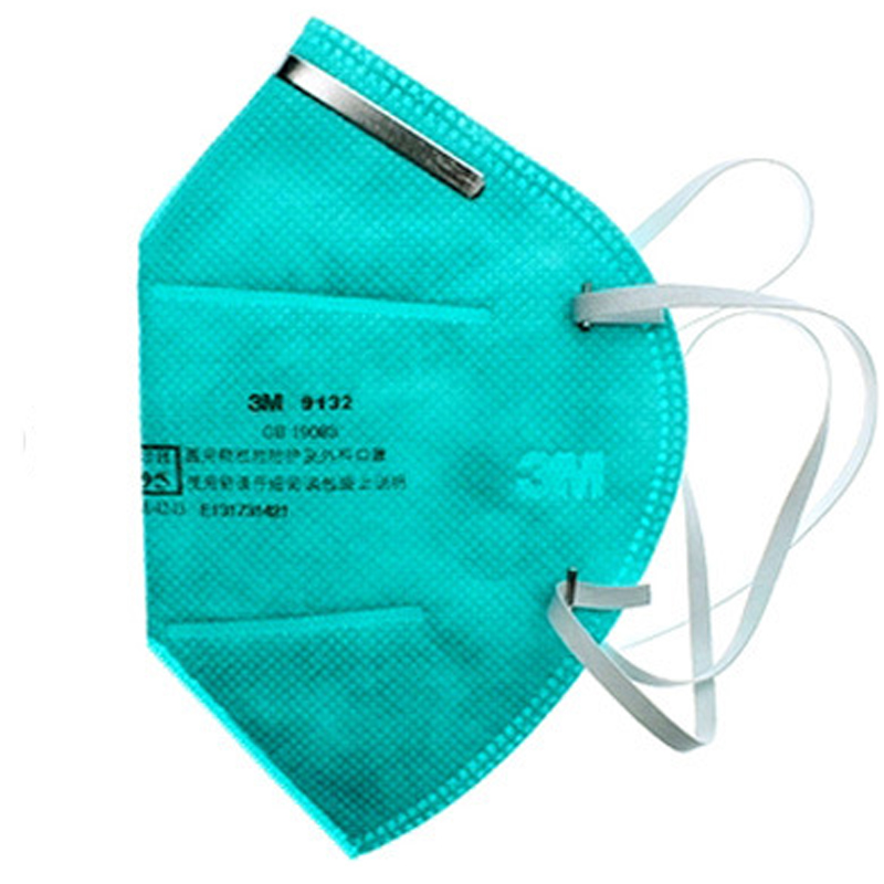 5pc Anti N95 Virus Surgical Masks Particulate 9132 3m Influenza