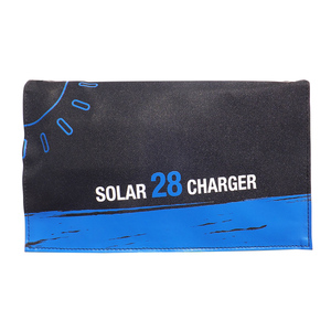 Image 4 - Xionel 28W Folding Solar Panel Charger Portable with Fast Charge 3 USB Port High Efficiency Sunpower Solar Panel for Cellphone