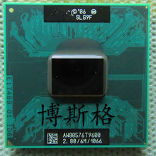 T9600 2,80 GHz 6MB L2 cache 1066MHz cpu мобильный процессор(Рабочая