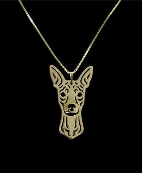 Newest Unique Handmade Miniature Pinscher Pendant for women choker necklace Dog Jewelry Pet Lovers Gift - discount item  40% OFF Fashion Jewelry