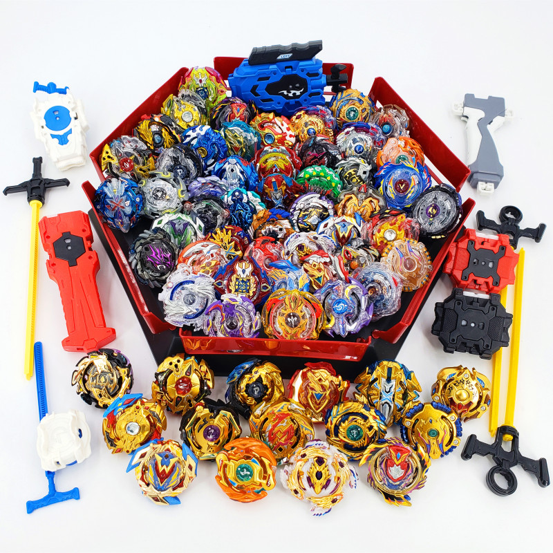 New suit Beyblade Burst Toys B-127 B-117 B-115 bables Bayblade arena Toupie Metal Fusion God Spinning Top Bey Blade Blades Toy beyblade set