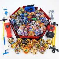 New suit Beyblade Burst Toys B 127 B 117 B 115 bables Bayblade arena Toupie Metal Fusion God Spinning Top Bey Blade Blades Toy