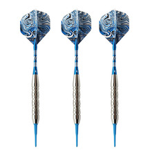 3pc/set 21g 154mm Electronic Soft Tip Darts With Cool Pattern for Indoor Game Sports