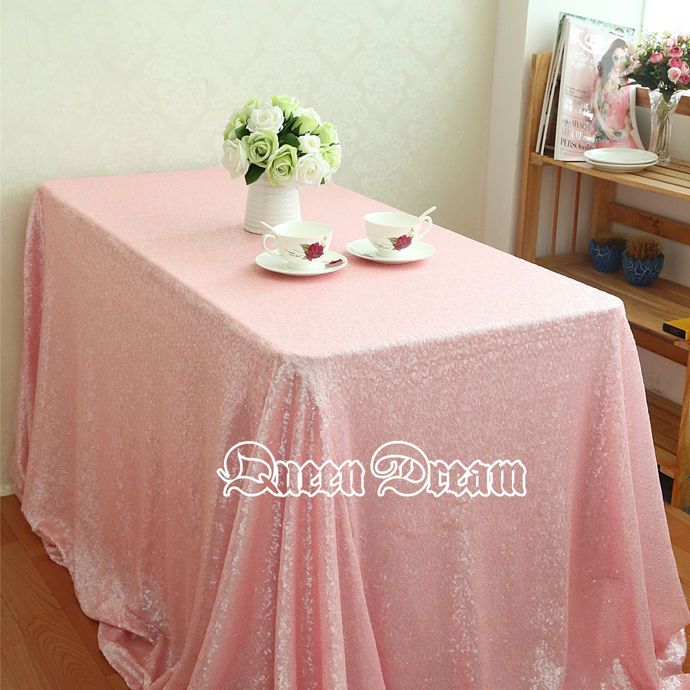 Buy sequin table cloth 132\'\' and get free shipping on AliExpress.com
