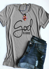 Christian T-Shirts GOD is Good