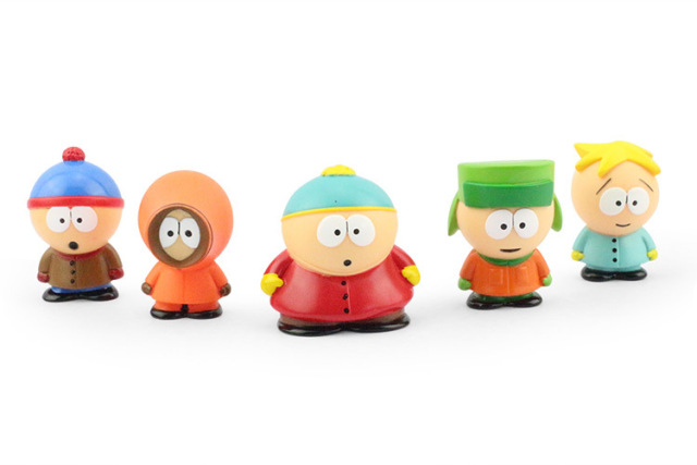 South Park Action Figures Set