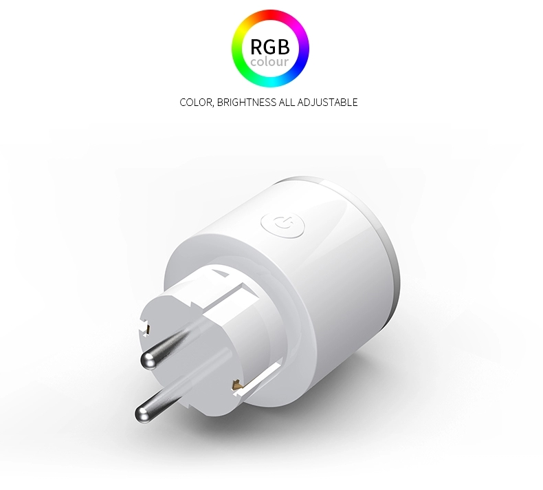 Image 2 - Smart Charger for EU Wifi Smart Socket timer switcher Power Monitoring Energy Saver Works With Google Home Mini Alexa IFTTT-in Mobile Phone Chargers from Cellphones & Telecommunications