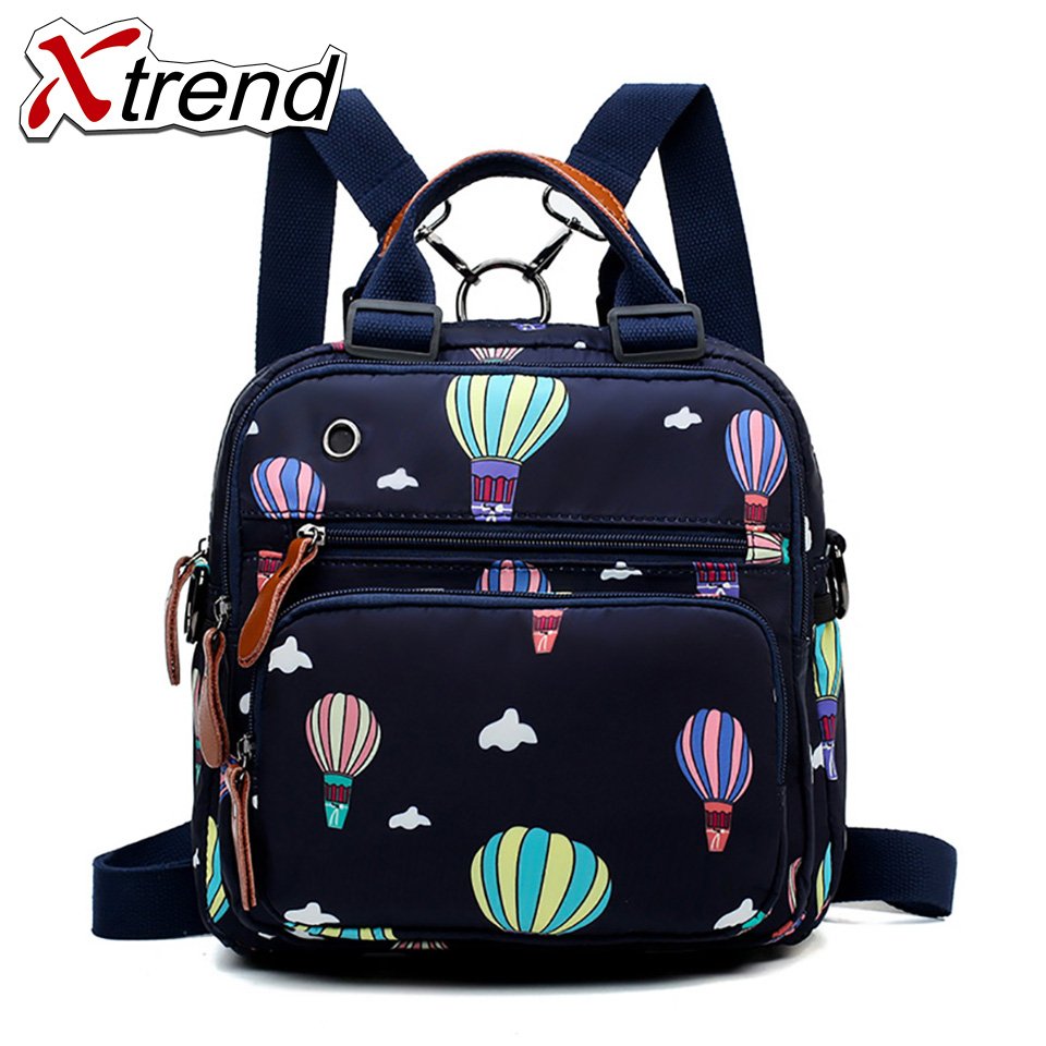 Xtrend Multifunctional Mummy Maternity Nappy Diaper Bag Large Capacity Baby Bag Travel Backpack Waterproof