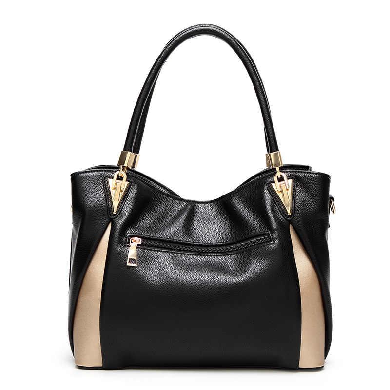 المرأة حقيبة جلد طبيعي العلامة التجارية الشهيرة جلد البقر براءات المرأة حقائب كتف Crossbody الأوروبية أضعاف نمط امرأة موضة جديدة C320