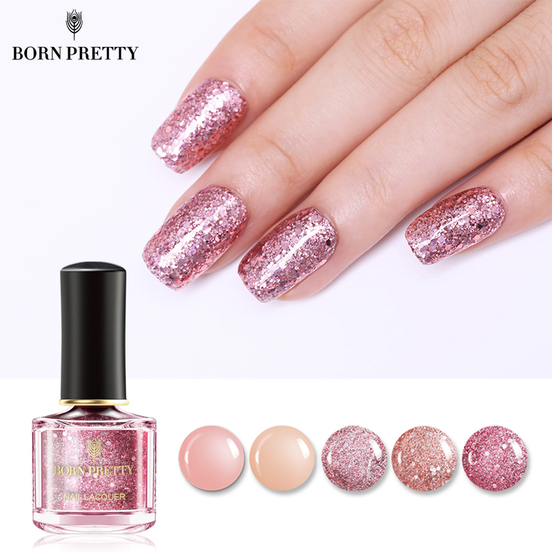 Beauty & Health Nails Art & Tools Realistic New 24 Colors Long-lasting Gold Foil Gel Nail Polish Nail Gel Glitter Varnish Finely Processed
