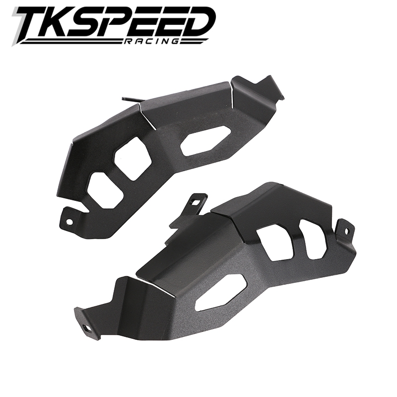FREE SHIPPING MOTORCYCLE Cylinder Head Guards Protector Cover for BMW R1200GS R 1200 GS Adventure 2013 2014-2016 cylinder head guard protector covers for bmw r1200gs adventure 2014 2017 15 16