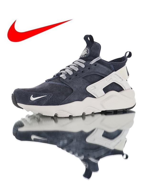 designer fashion 3fa90 498b9 Original Nike Air Huarache Ultra Suede ID Men s And Women s Running Shoes  ,Men s Breathable Non-slip 829669-402