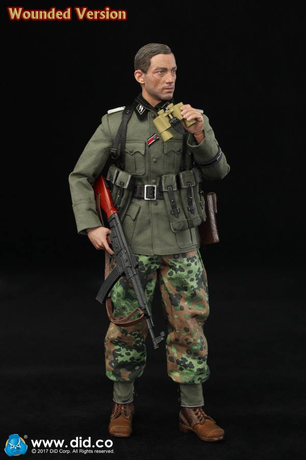 1/6 scale Military figure WWII 12th SS Youth League Armored division Rainer 12 Action figure doll Collectible Model plastic toy декаль waffen ss uniform insignia part no 2 nordland division