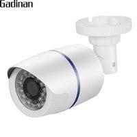 GADINAN H 265 H 264 IP Camera PoE 2MP 1080p Security ONVIF IR Cut Night Vision