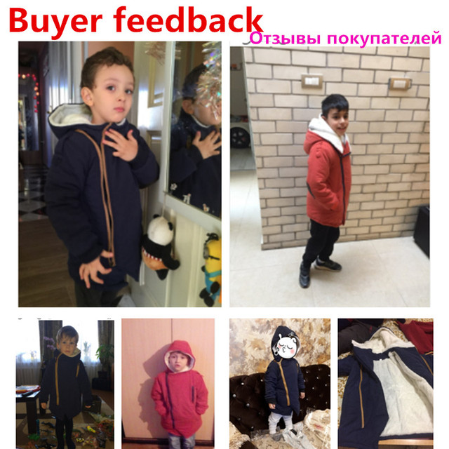 Blue Winter Boys Jacket For Kids 1