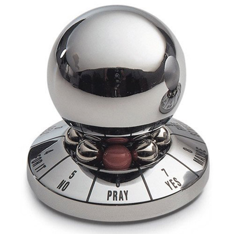 Germany MODERN predicts decision ball Creative novelty toy Desktop decompression ball Birthday gift