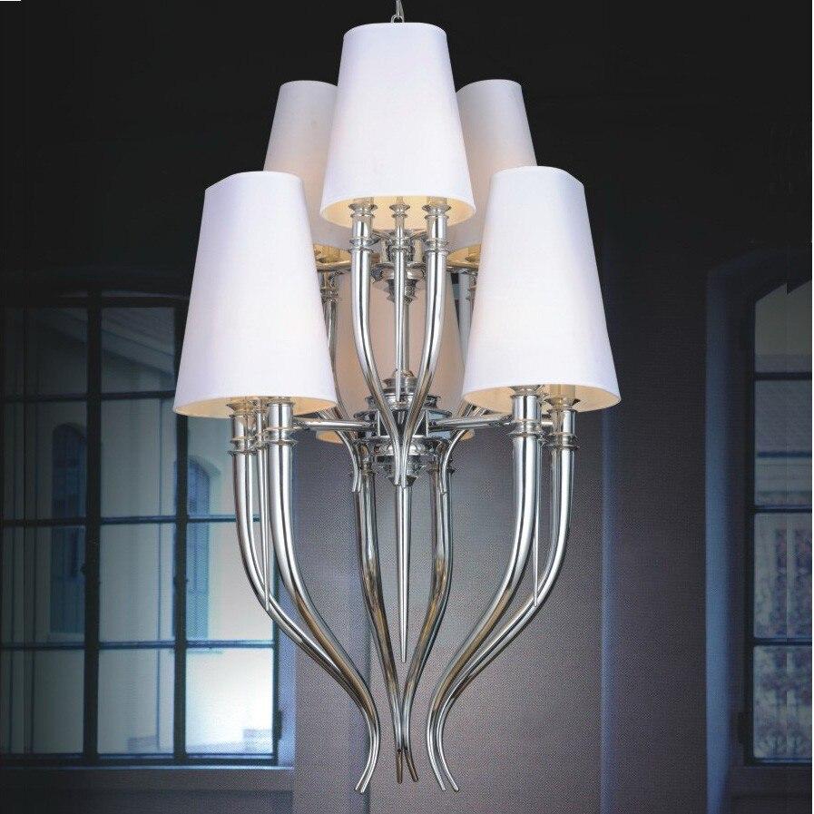 IPE cavalli brunilde Pendant Chandelier Lighting White pendant chandelier lights for hall Living room Modern Chandelier Lighting korzilius modern ipe beige 2 mat 14 8x89 8