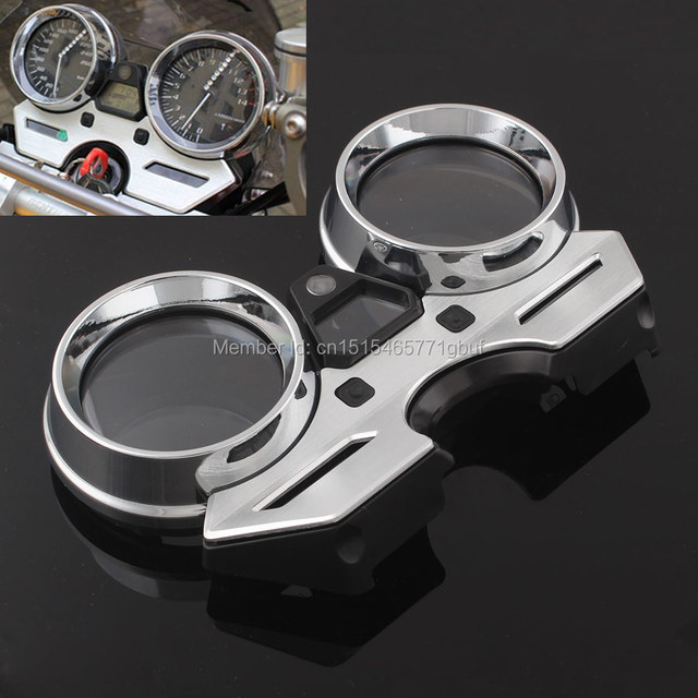 NEW Speedometer Gauges Cluster Cover Case For Yamaha XJR1300 2003-2008 2004 05 06 07 Motorcycle/Motorbike Custom