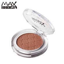 21 color Pressed Glitter matte Eye Shadow Single long lasting waterproof Eyeshadow Makeup Cosmetic Pigment palette все цены