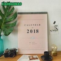 Creative Large Calendar Wall Calendar Planner 2018 Agenda Planner Organizer Calendario Daily Table Planner 2017 7