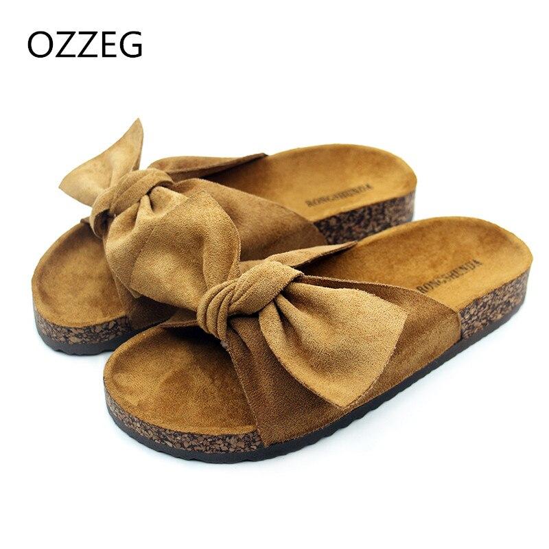 2018 Шлёпанцы для женщин женская обувь на платформе Тапочки без застежки летние женские босоножки модные женские шлепанцы домашние тапочки