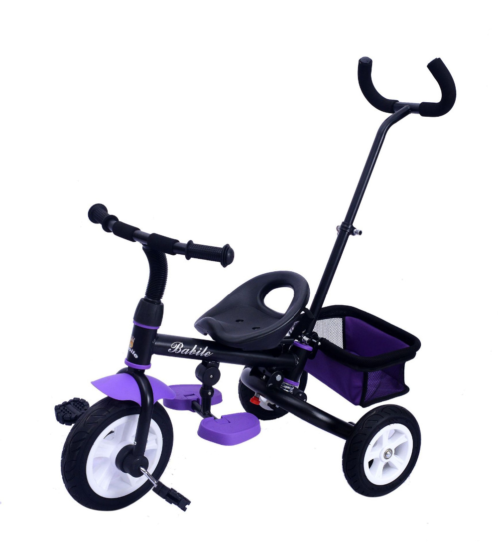 New Children Ride On Tricycle Baby Bike 1-3 Year Old Trolley Child Baby Toy Self Stroller new child tricycle 3 wheels baby stroller bike ride on cars kids bicycle prams and pushchairs baby stroller 3 in 1