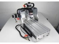 Небольшой фрезерные машины 3020 Z D300 гравировки, ЧПУ/резак Сделано в Китае 300 Вт шпинделя