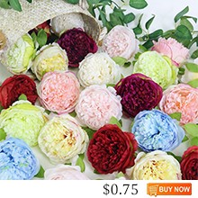JAROWN-Artificial-Peony-Flower-Head-Simulation-Silk-Vivid-Fake-Flowers-Wedding-Feast-DIY-Decoration-Flores-Home