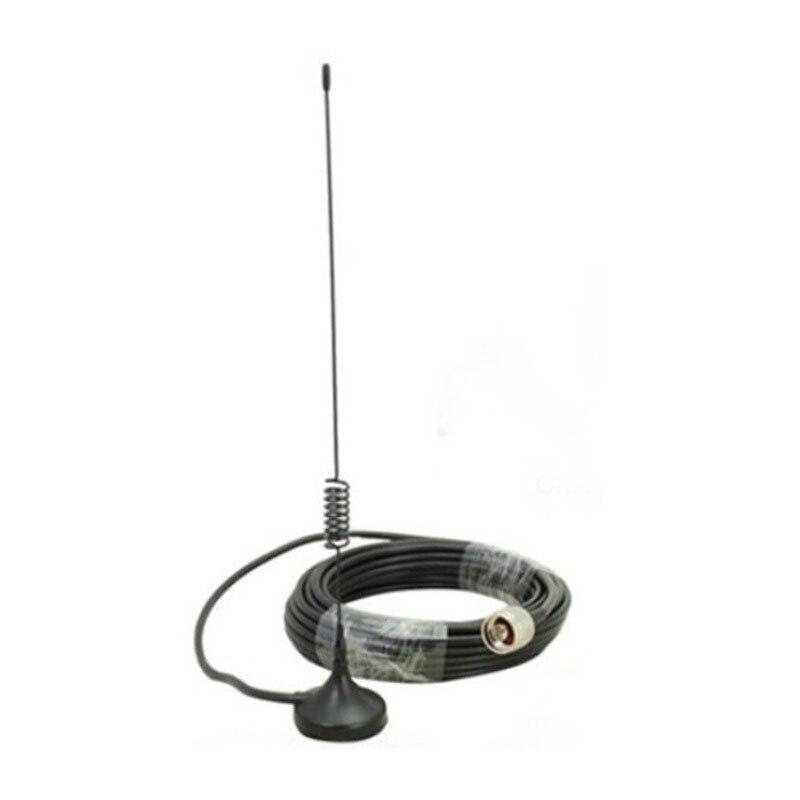 Accessorio Del Telefono Cellulare ripetitore Del Segnale Del Ripetitore Antenna Esterna 5dbi N maschio con 10 m cavo per 2G 3G CDMA GSM WCDMA 800-2500 mhz