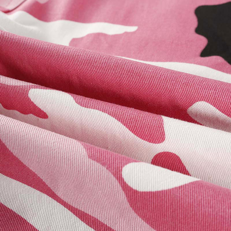 HTB1I3BVgUUIL1JjSZFrq6z3xFXay - Women Purple/Pink/Red/Camo Pants Fashion Street Jean Trousers PTC 251