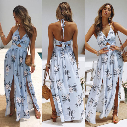 Women Maxi Long Dress...