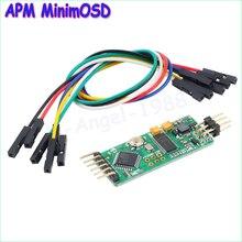 Оптовая 1 шт. On-Screen Display OSD Совета MinimOSD APM Телеметрии на АРМ 1 2 APM 2.0 APM 2.5 падение Бесплатная доставка