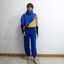 LOL Yasuo the Unforgiven Cos Christmas Party Halloween Uniform Outfit Cosplay Costume Customize Any Size